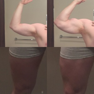 Faceless Fitness Day 15 gym progress
